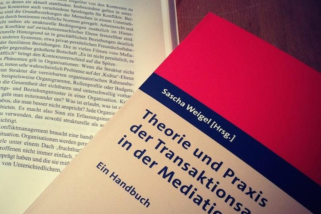 handbuch mediation