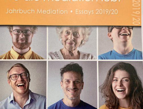 Beitrag: Fall gescheitert, Mission erfüllt? Mediation in Organisationen und Diversity, in: Wo die Mediation lebt. Jahrbuch Mediation 2019/2020, S. 173-191