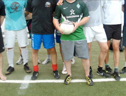 Newsletter-INKOVEMA #43: Gewaltaufkommen im Amateurfußball