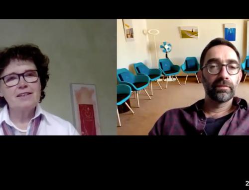 Sascha Weigel im Gespräch mit dem gws-netzwerk für Organisations- und Personalentwicklung