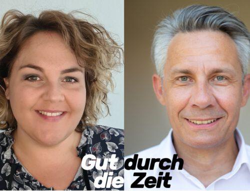 Organisationale Ambidextrie. Im Gespräch mit Dr. Gudrun Töpfer und Christoph Frey (INKOVEMA-Podcast #23)