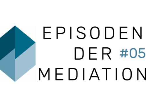 #05 EdM – Gewalt und Mediation I – Erscheinungsformen von Gewalt im Kontext von Mediation