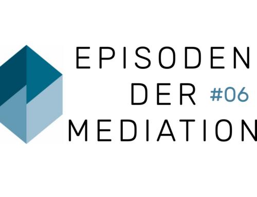 #06 EdM – Gewalt und Mediation II – Der Vorwurf von Gewalt in der Mediation.