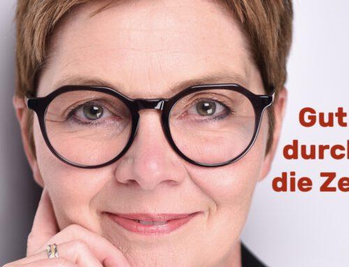 Unsicherheitskompetenz in der Beratung und Mediation. Im Gespräch mit Anja Benke (INKOVEMA-Podcast #54)